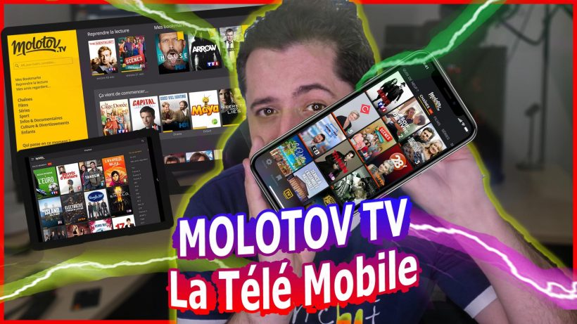 molotov tv regarder tele pc smartphone 4g gratuitement