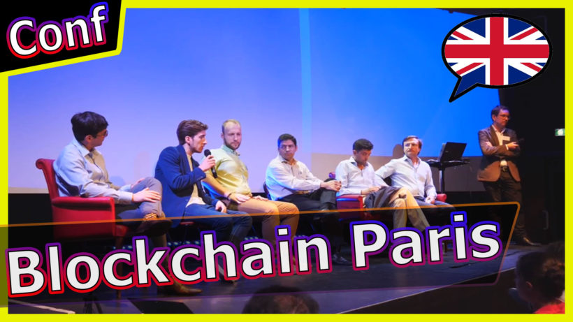 conference blockchain bitcoin crypto languedegeek paris anglais