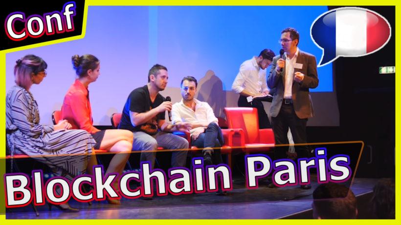 conference blockchain bitcoin crypto languedegeek paris francais