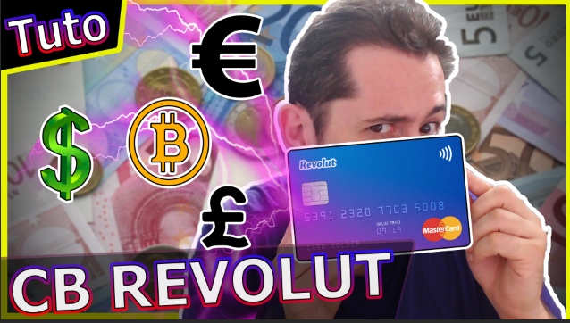 revolut carte cb crypto bitcoin virement metal