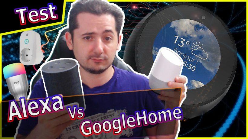 Alexa test google home pod languedegeek