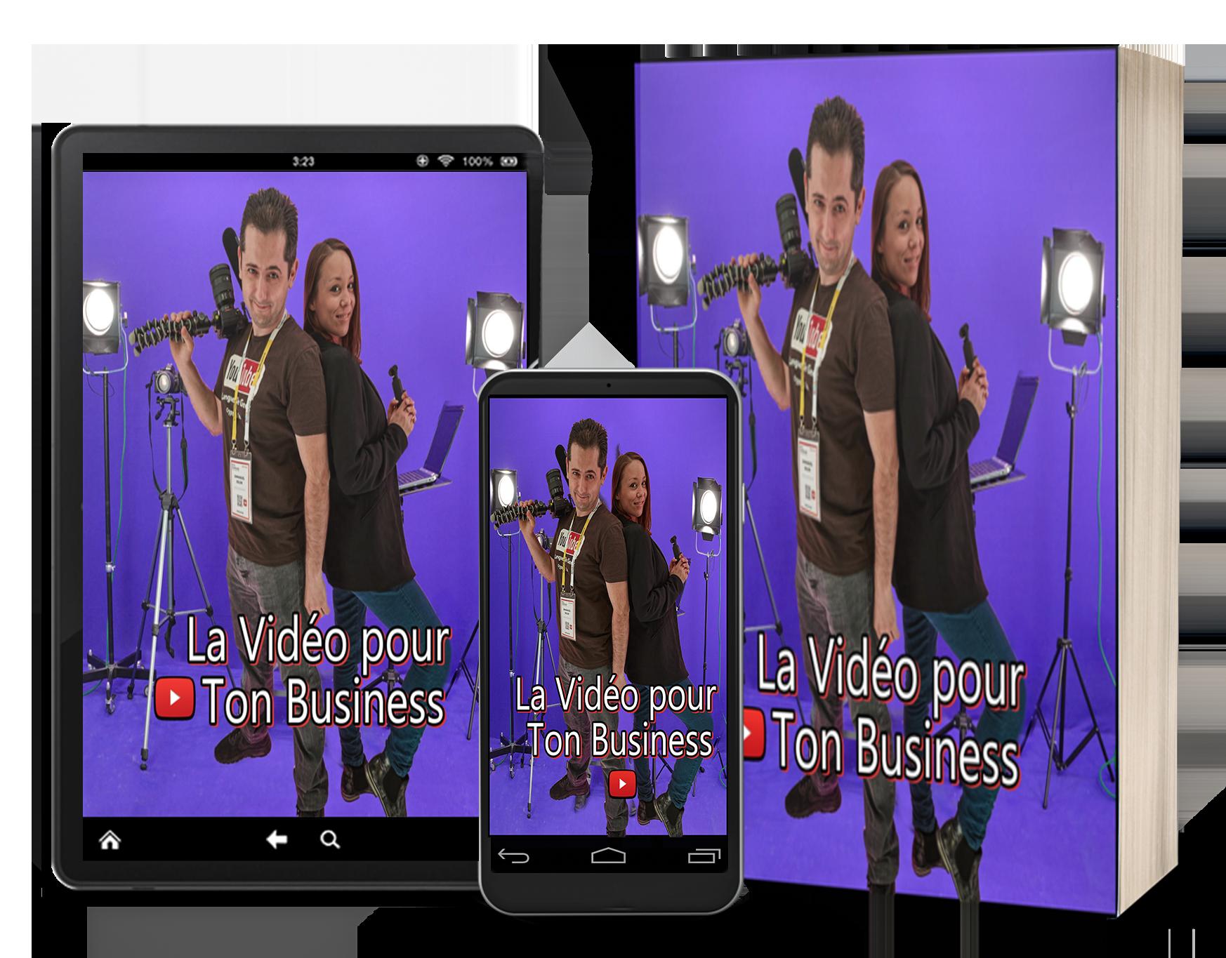La Vidéo pour ton business LangueDeGeek